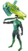 green lantern battle shifters solar serpent