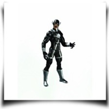 Blackest Night Series 8 Black Lantern