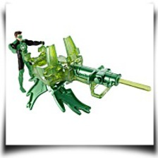 Green Lantern Battle Shifters Blade Attack
