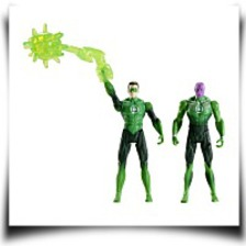 Green Lantern Hal Jordan And Abin Sur