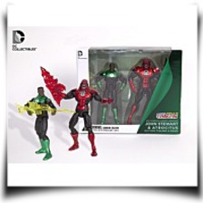 Green Lantern John Stewart And Atrocitus