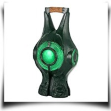 Buy Now Green Lantern Sculpted Resin Lantern