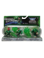 Green Lantern Action League Movies Series