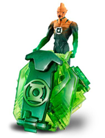 Green Lantern Battle Shifters Scorpion