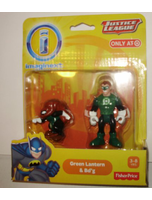 Justice League Green Lantern And Bdg