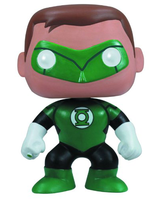 Pop Heroes New 52 Version Green Lantern